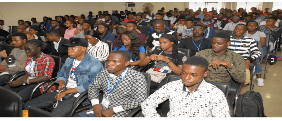 Federal Government Scholarship for Undergraduate
