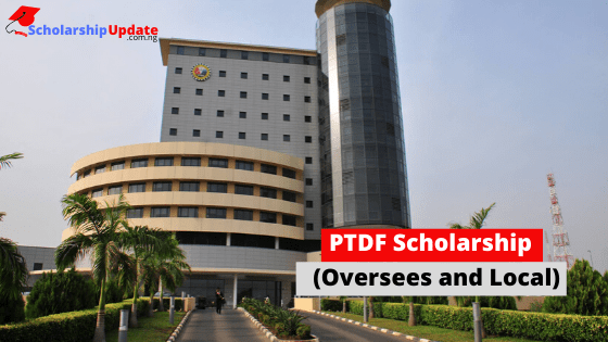 PTDF Scholarship Oversees and Local