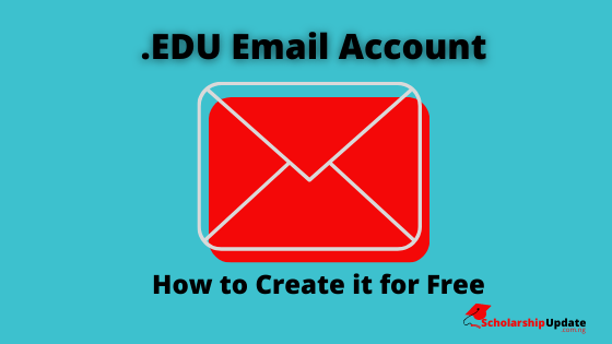 how to create a .edu email account for free