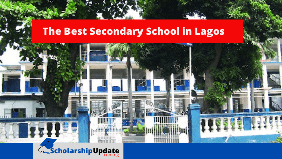 The Best Secondary School in Lagos