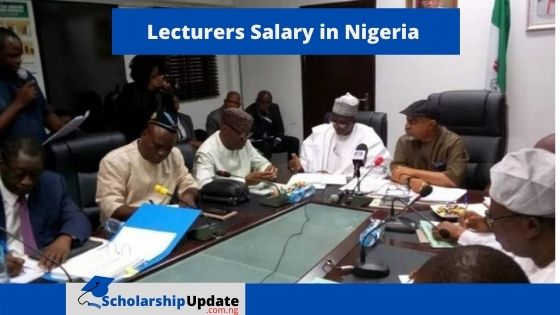 How Much Do Lecturers Earn as Salary in Nigeria
