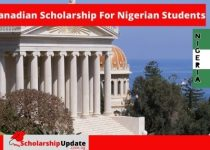 Canadian Scholarship For Nigerian Students