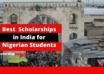 Scholarships in India for Nigerian Students