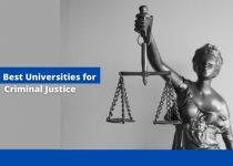 The Best Universities for Criminal Justice ranking is based on rigorous analysis of academic, admissions, financial, and student life