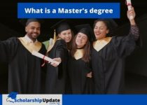 What is a Master's degree