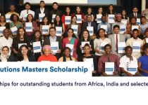 Nottingham Developing Solutions Masters Scholarships